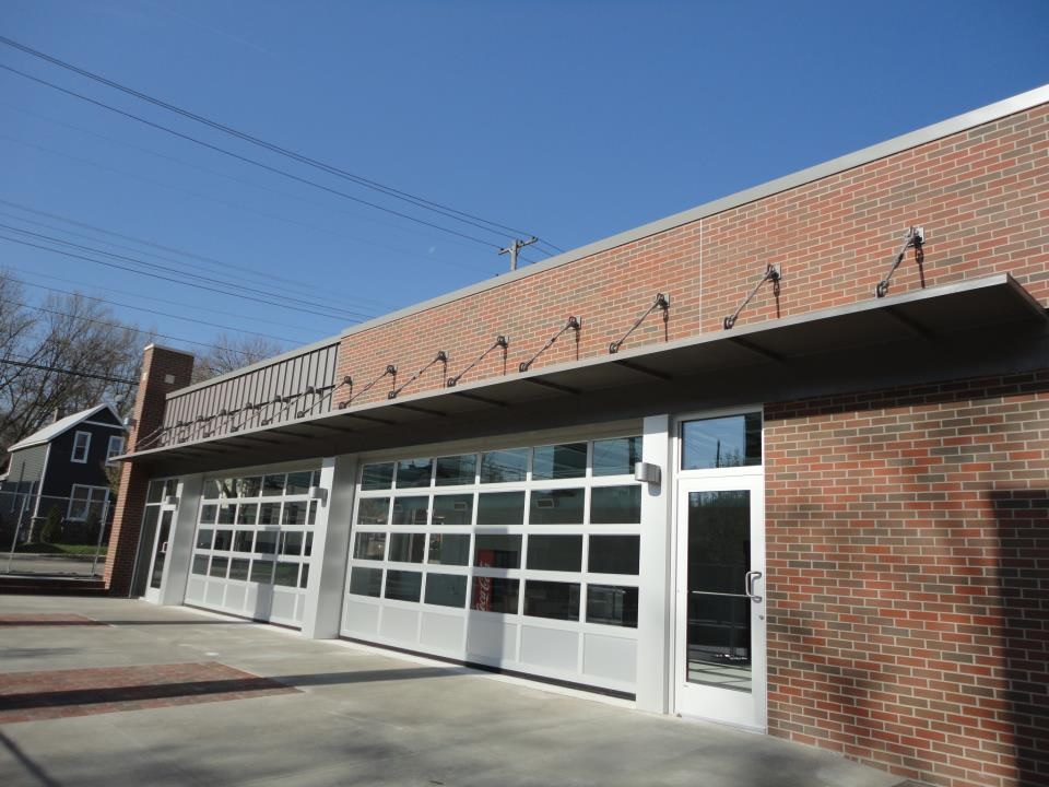 Fulton Street Market Bulding in Grand Rapids