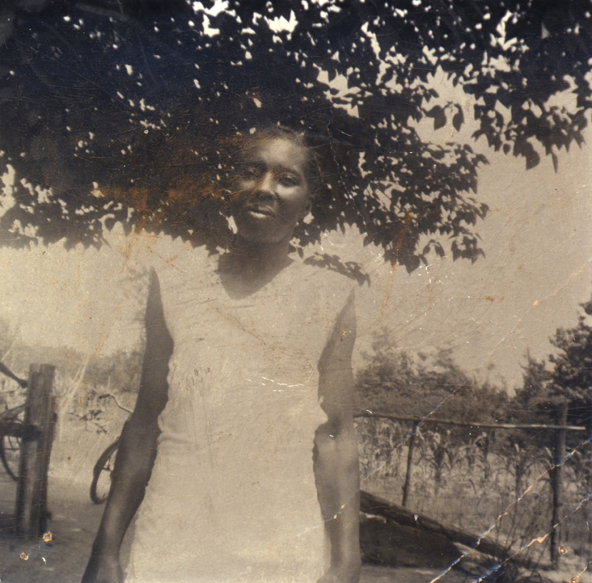 Photo Portrait of Susana Allen Hunter, June 1960.