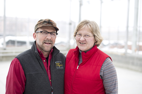 Ken and Karen Bryan of Making Thyme Kitchen