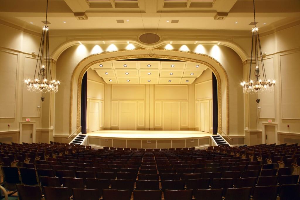 Royce Auditorium, St. Cecilia's