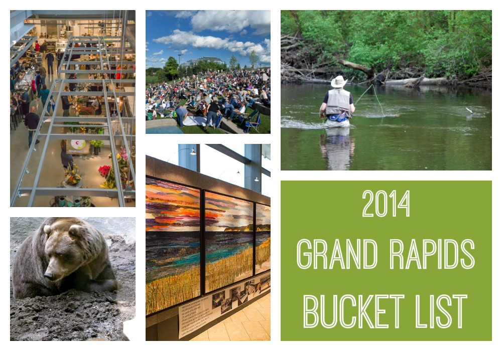grand  rapids bucket list