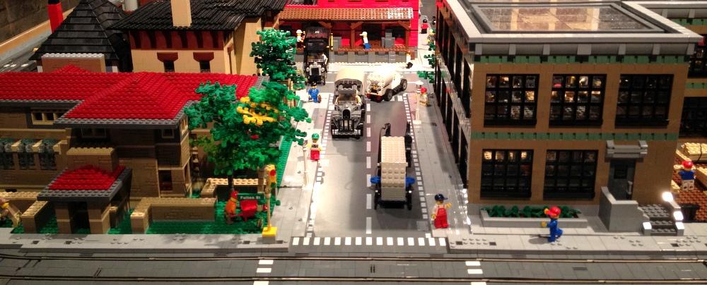 LEGO GR Museum