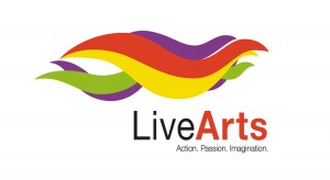 LiveArts logo