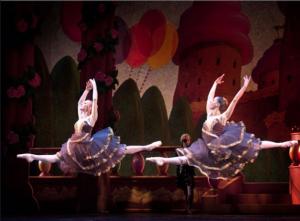 Grand Rapids Ballet Dancers