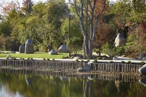 Masayuki Koorida, Japanese Garden at Frederik Meijer Gardens in Grand Rapids