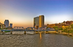Grand Rapids by Flickr ruser Eric Lanning