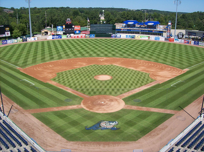 Home of the West Michigan Whitecaps