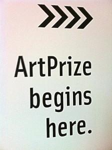 ArtPrize Begins Here image