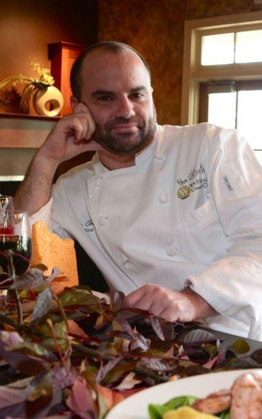 Chef Eric Chaitin at Watermark Grille