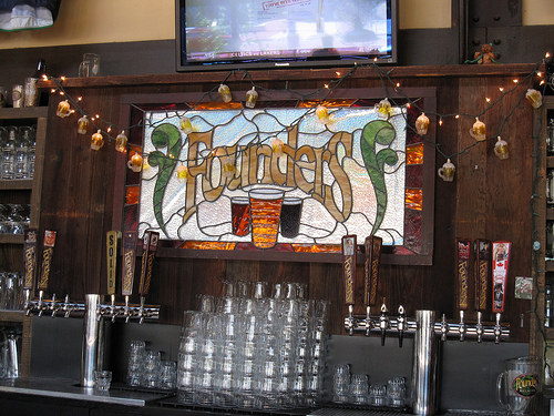 Founders in Grand Rapids