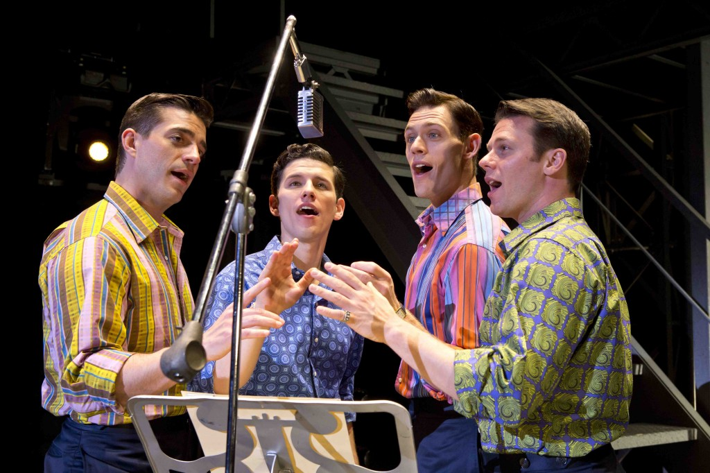 Jersey Boys photo credit: Jeremy Daniel