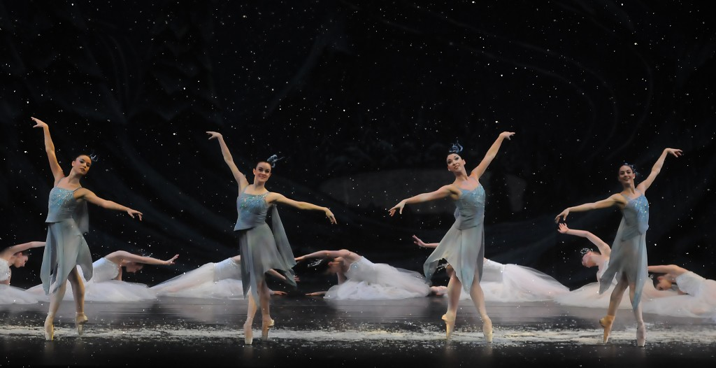 Nutcracker at Grand Rapids Ballet Company