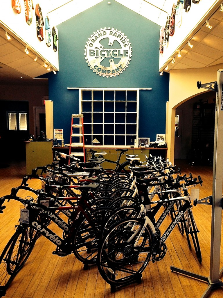 Grand Rapids Bicycle Shop