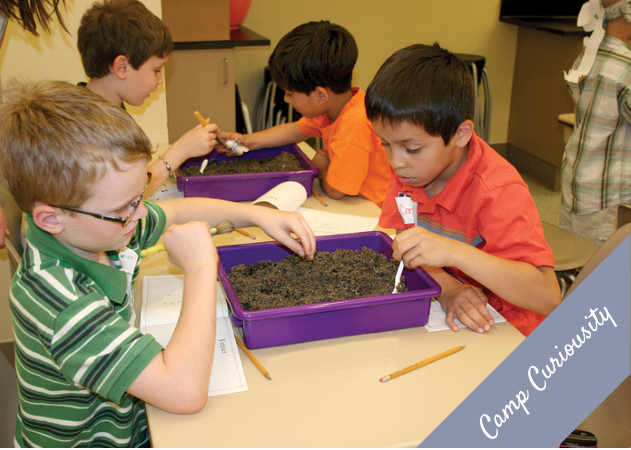 Camp Curiousity Summer Camp at GR Public Museum