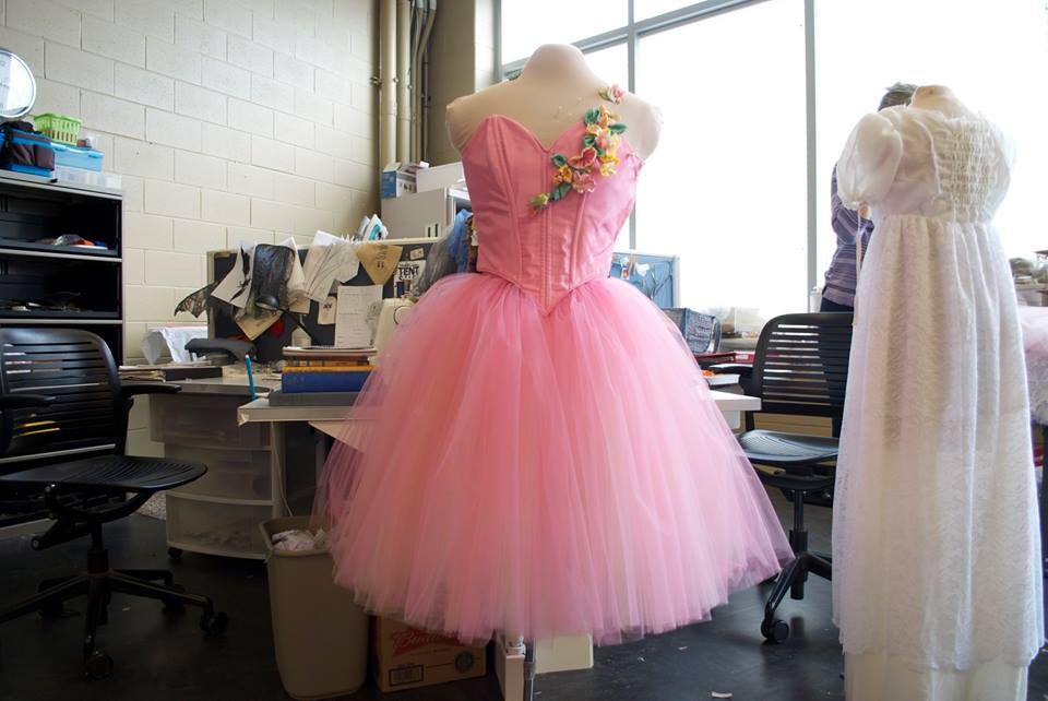 New Nutcracker Costumes - Image Courtesy of Grand Rapids Ballet