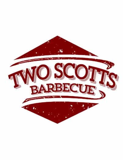 Two Scotts Barbecue logo