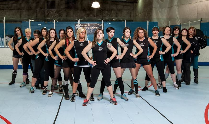 Grand Raggidy Roller Girls