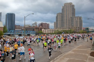 Fifth Third River Bank Run in Grand Rapids, MI