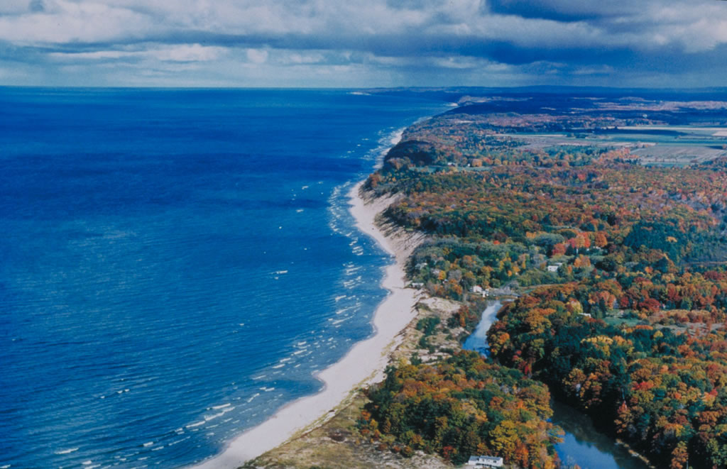 Michigan's Shoreline