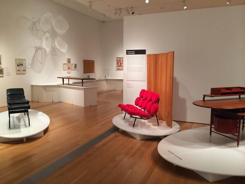 Michigan Modern Exhibit