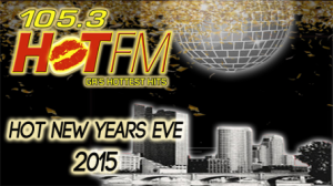 Subway HOT FM New Year's Eve logo