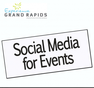 Experience Grand Rapids Meeting Minds graphic