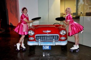 50s theme conference