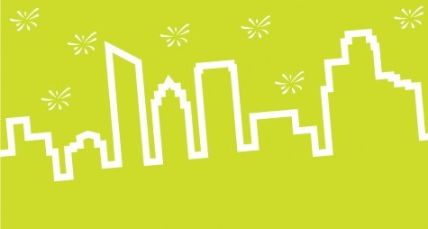 Green Skyline Header image