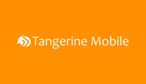 Tangerine Mobile logo
