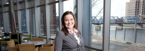 Kim Rangel, Experience Grand Rapids Sales and Services Manager