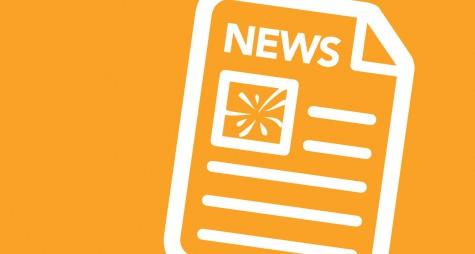 orange news graphic