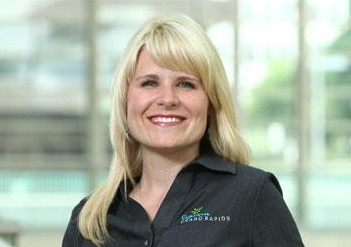 Andie Newcomer of Experience Grand Rapids