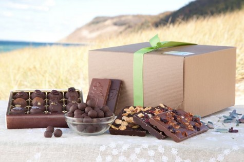 Grocer's Daughter Chocolates