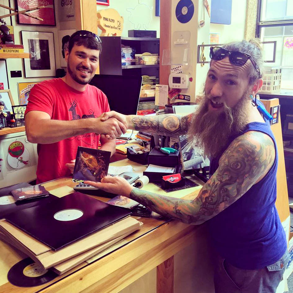 Revival Records in Eau Claire, Wisconsin