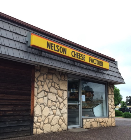 Nelson Cheese Factory - Photo by: Megan Strop