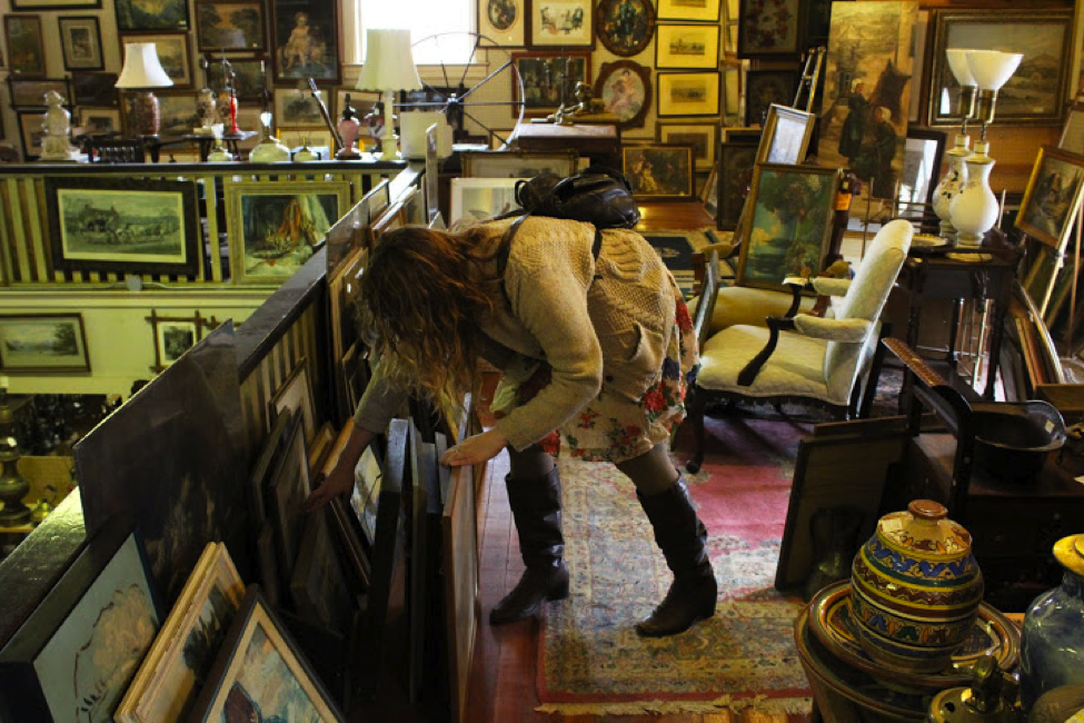 Antique Emporium - Photo By: Ty Randerson