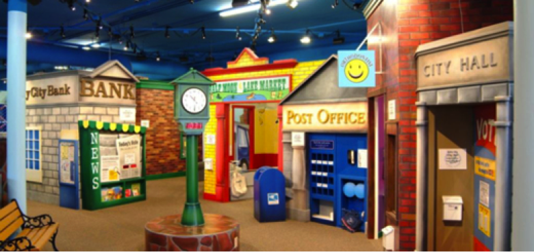Eau Claire Children's Museum - Photo by: Brianna Willer