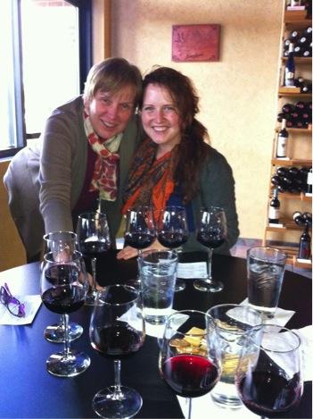 Wine Tasting - Photo provided by: Katherine Rapacz