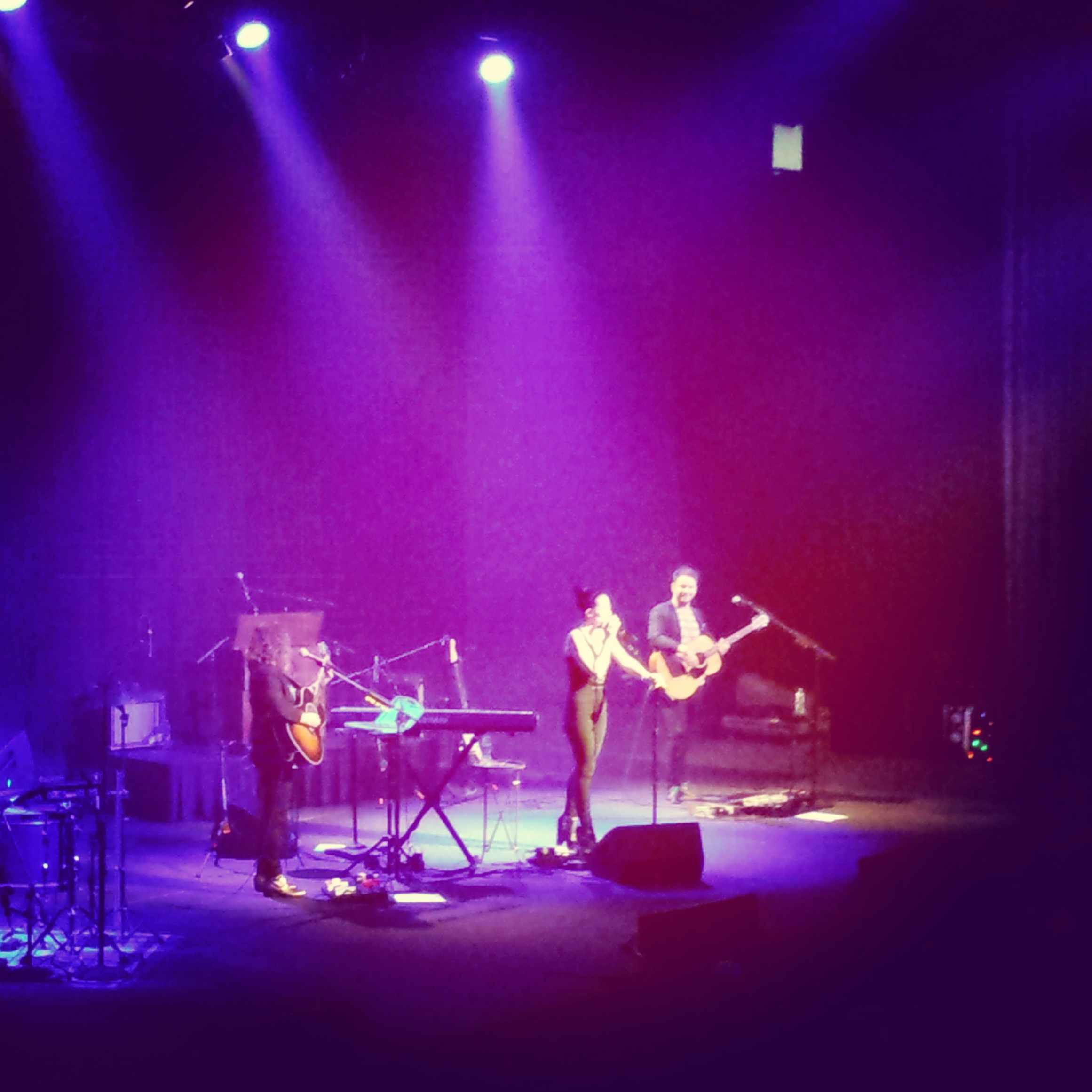 Ingrid Michaelson Concert - Photo by: Hanna Johnson