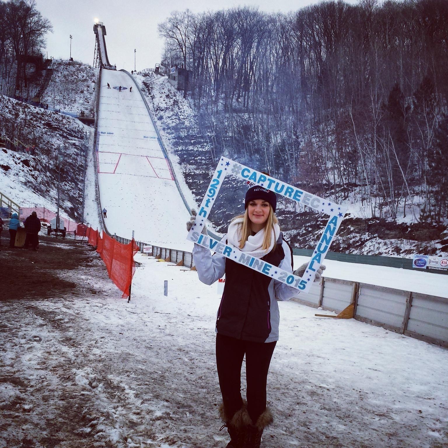 Ski Invitational - Photo by: Kelsey Waughtal