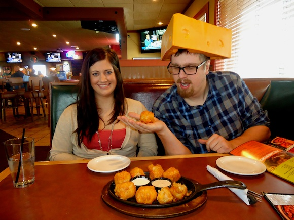 Miwaukee Burger Cheese Curds - Photo by: Katherine Rapacz