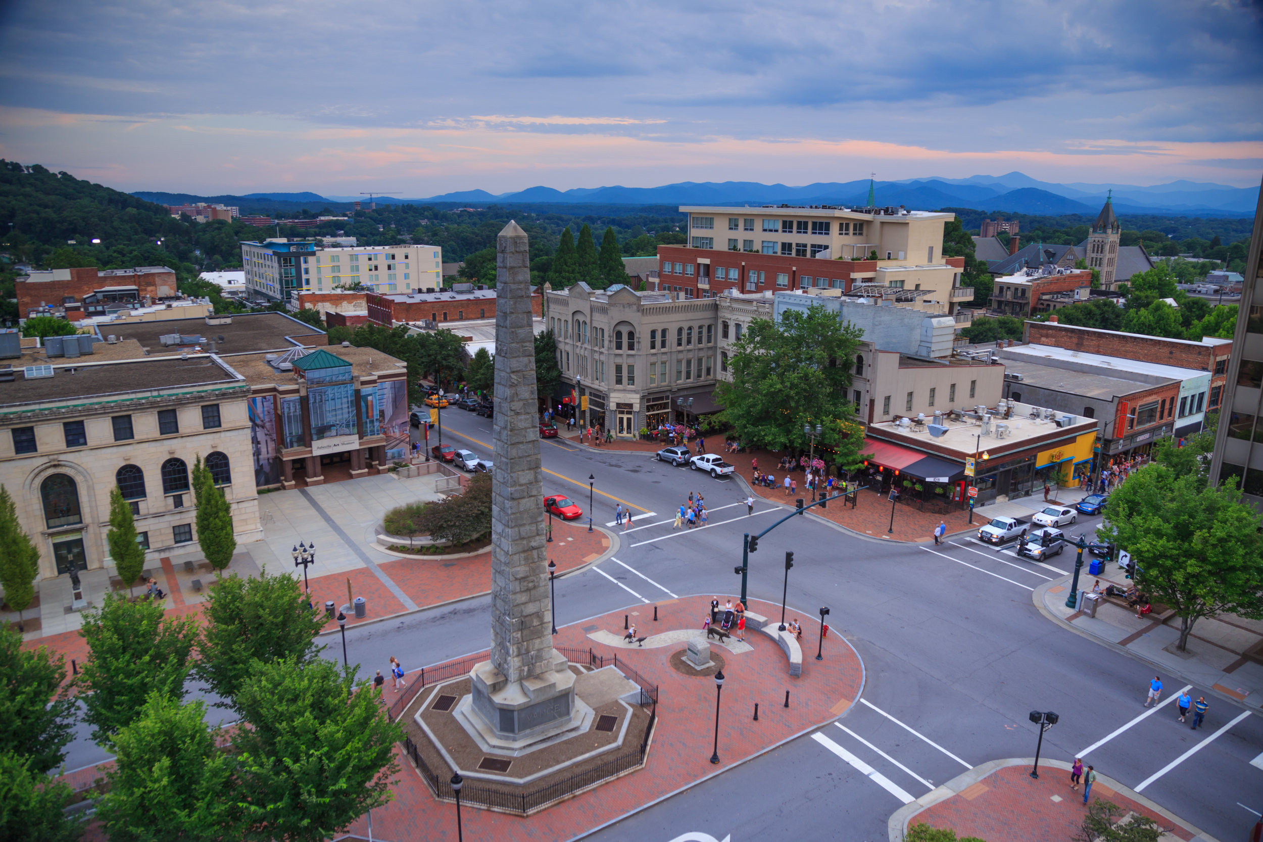 Downtown Asheville History Culture Nc S Official Travel Site