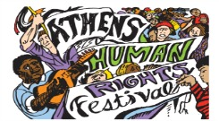 Athens Human Rights Festival Poster