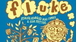 Fluke Comic Festival Poster
