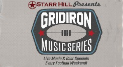 Gridiron music series