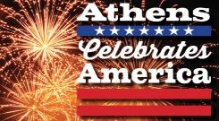 Athens Celebrates America