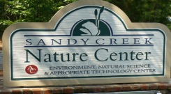 Sandy Creek Nature Center