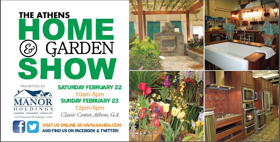 Athens Home and Garden Show