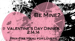 The National Valentine's Dinner