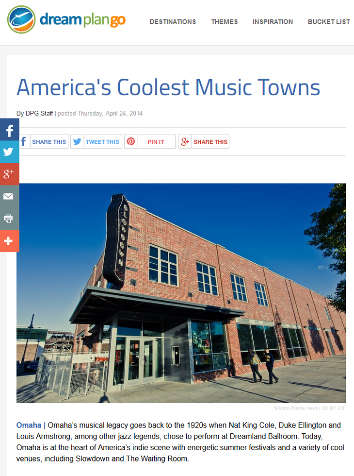 America's Coolest Music Towns